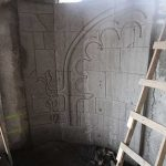 Carving Concrete