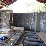 Yoga temple construction