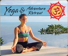 Yoga and Adventure Retreat
