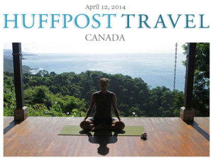 Anamaya in Huffington Post Canada