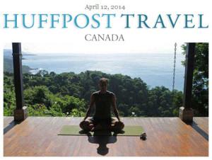 Anamaya in Huffington Post Canada