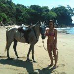 Horseback Riding to El Chorro Waterfall