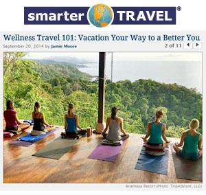 Smarter Travel