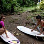 Surf Lessons at Playa Grande