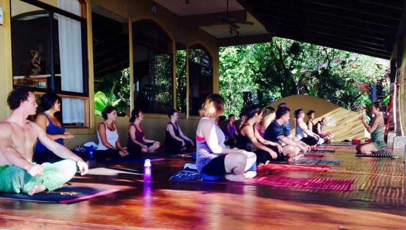 Silvias Yoga Retreat at Anamaya