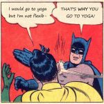Yoga is cool!! -Day 8