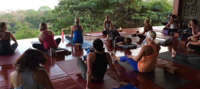 Yoga Retreats with Lucy Hamel