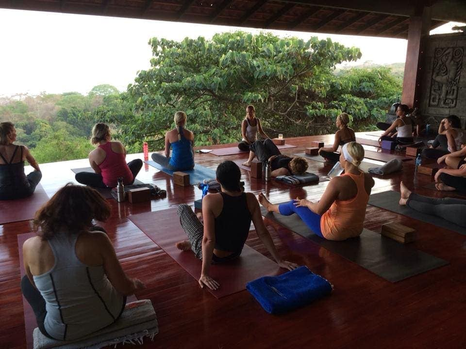 Yoga Retreats with Lucy Hamel