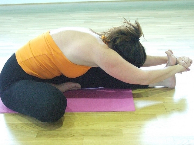 Head to Knee Pose (Janu Sirsasana)