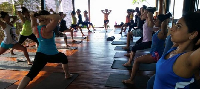 Yoga Retreats with Natasja and Sandi