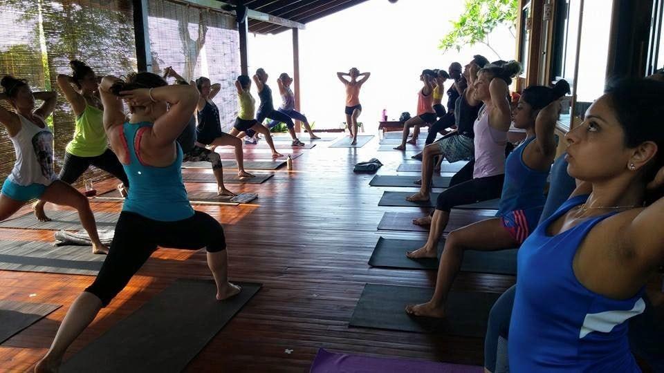 Yoga Retreats with Natasja Payne