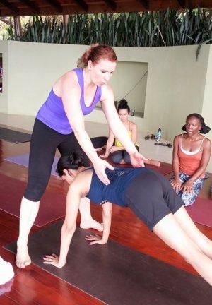 teaching anamaya Natasja