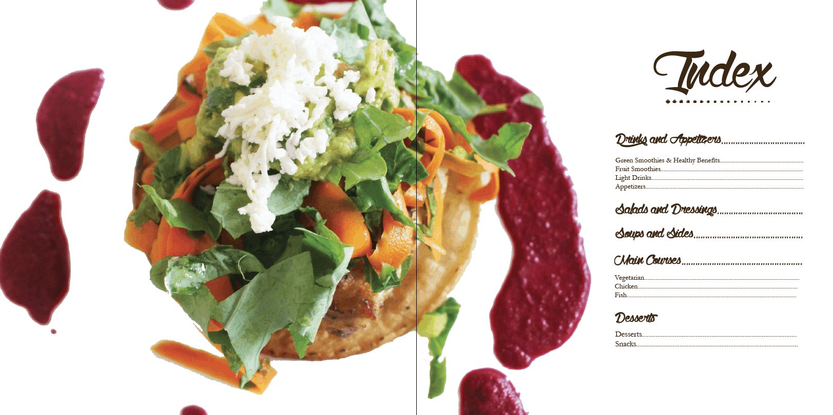 """Farm To Table"": Anamaya's CookBook"