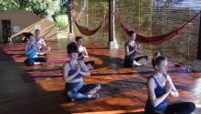 Mandys class at Anamaya