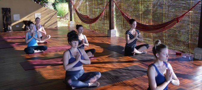 Yoga Retreats with Mandy Lawson