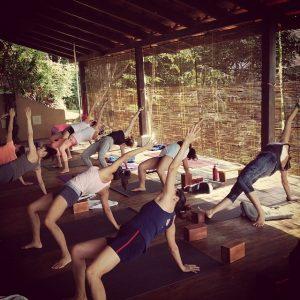 Class with Tai at Anamaya Resort