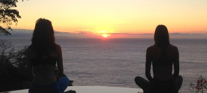 Yoga Retreats with Leah Johnson