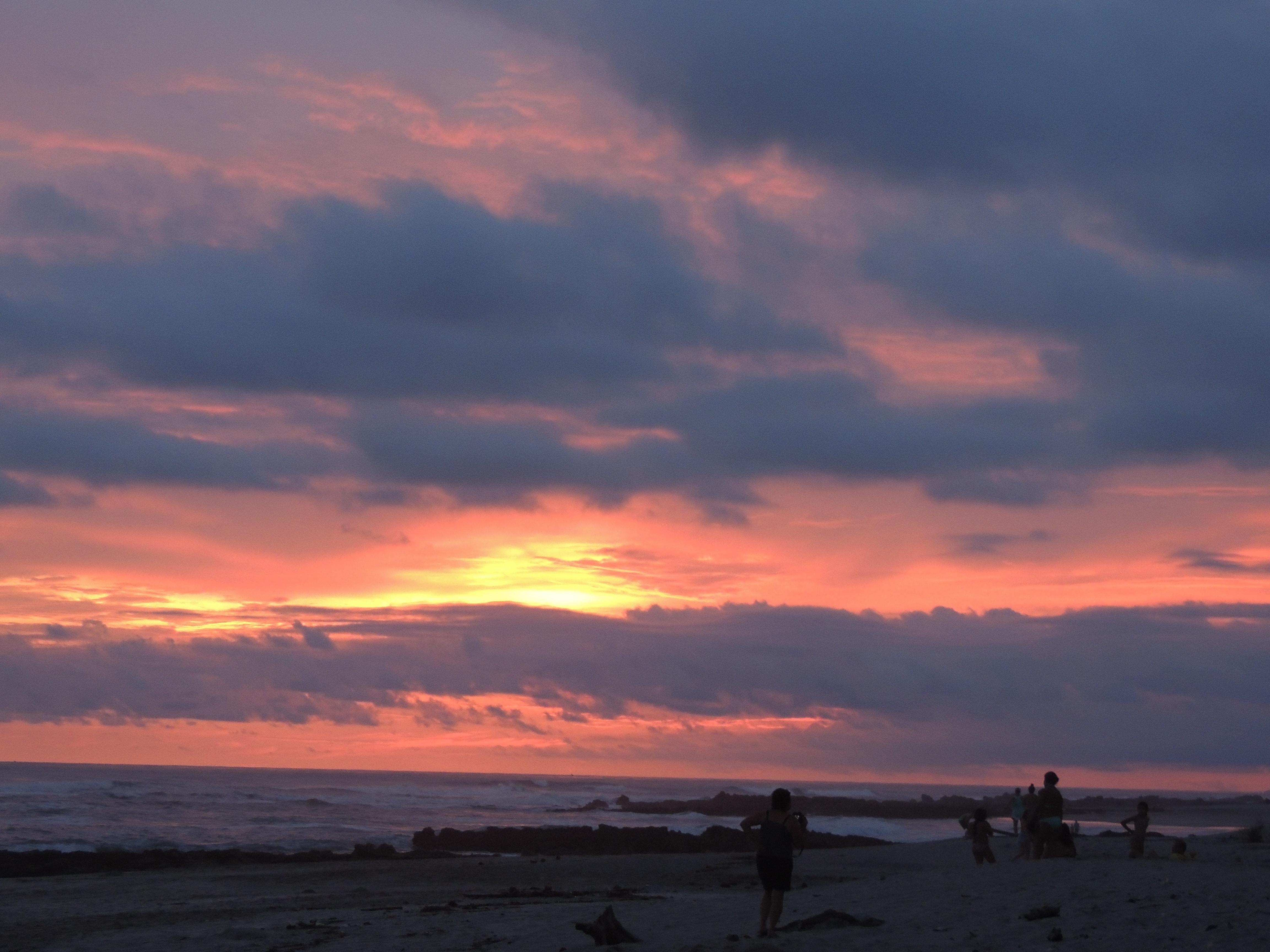 Sunset Santa Teresa 1