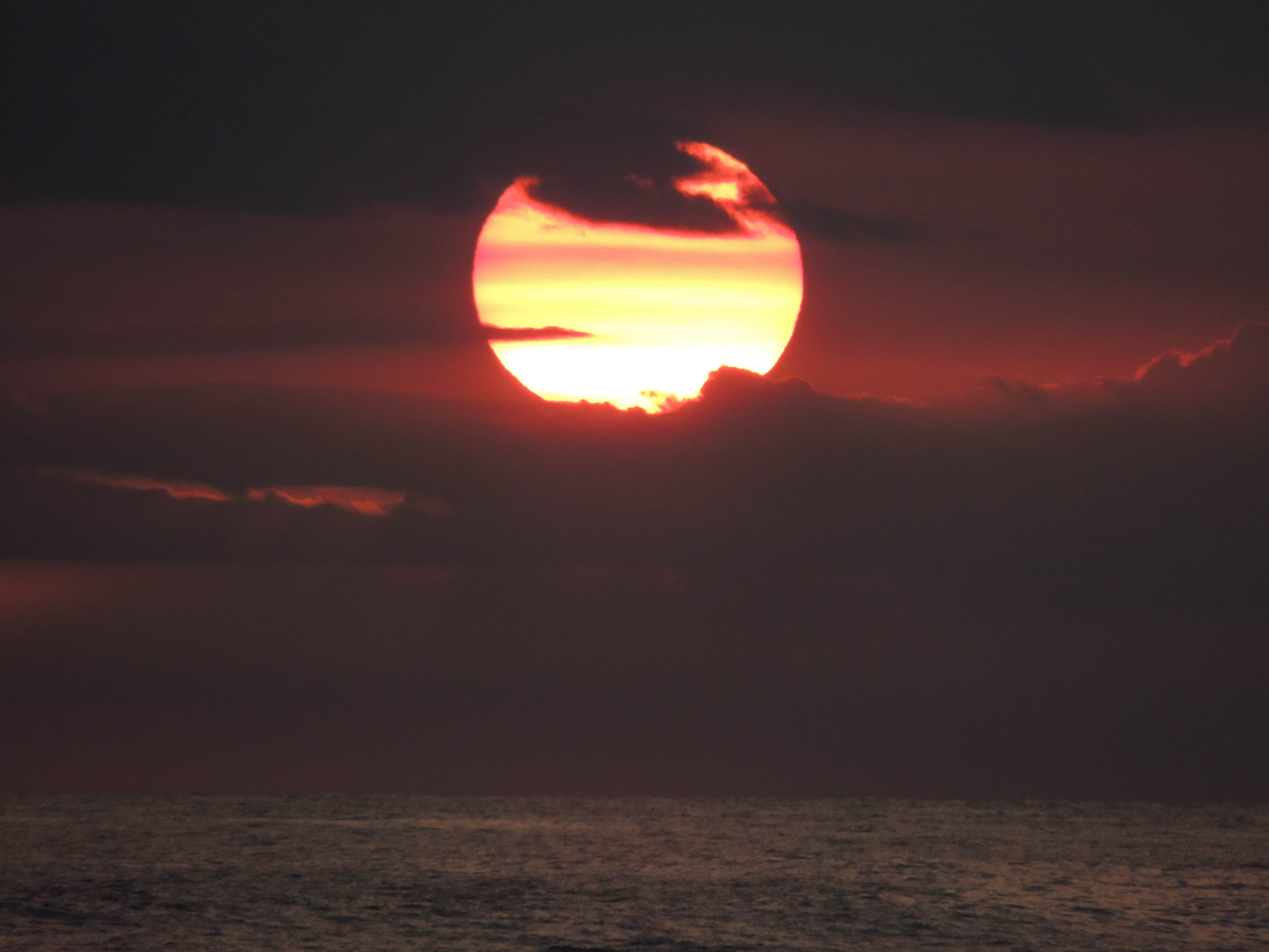 Sunset Santa Teresa 2
