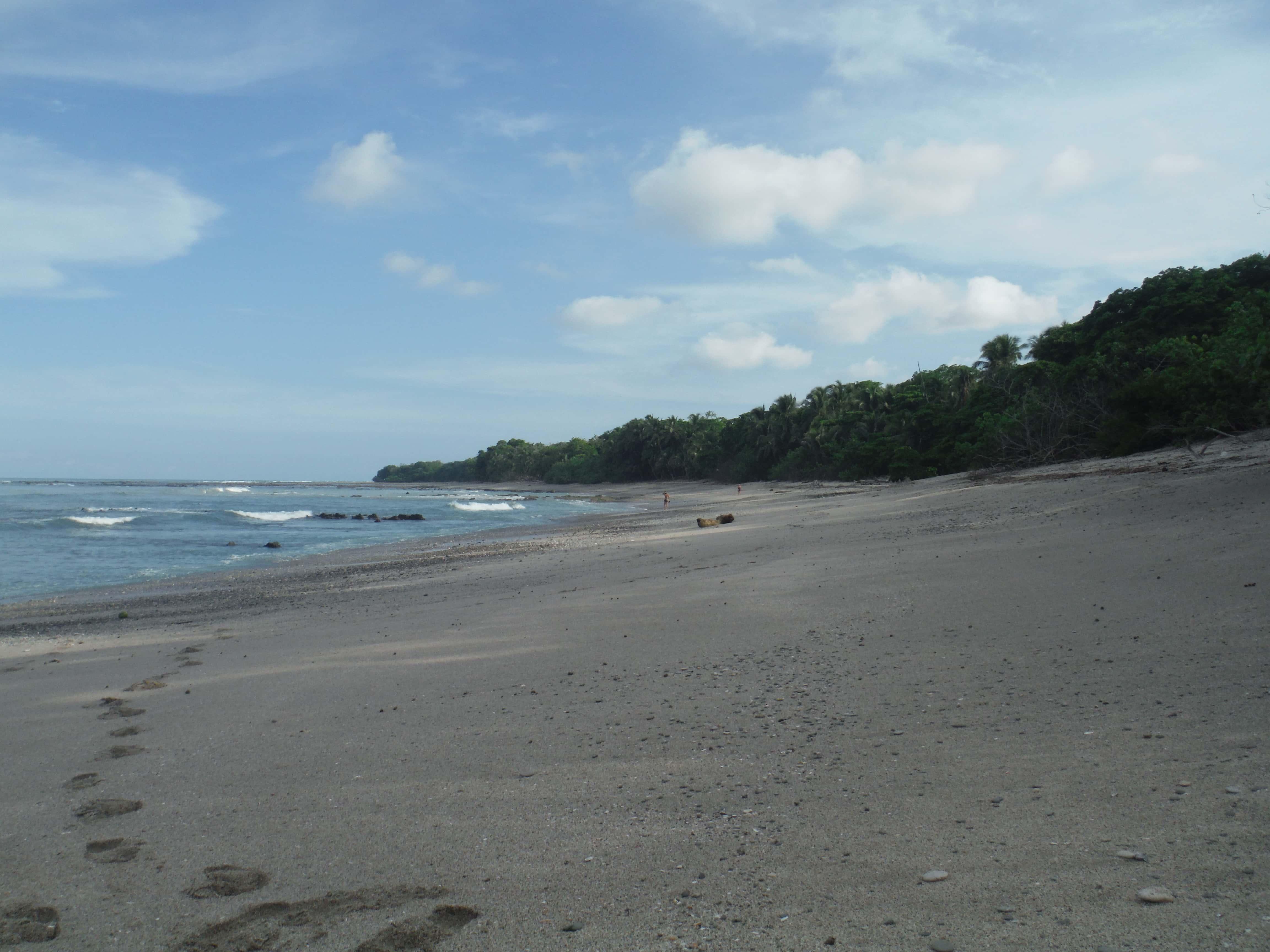 Cabuya beach