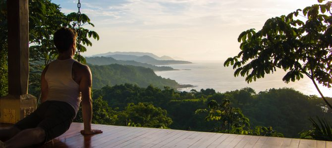 Yoga Retreats With Banyan Gallagher