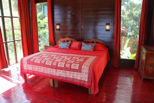 Anamaya Bali House Accommodations